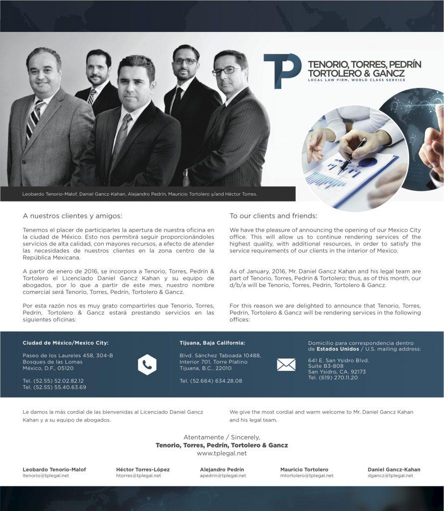 TP Legal Group - Legal Services
