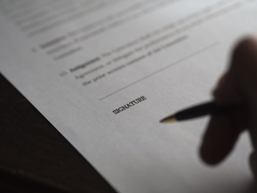 TP LEGAL GROUP - Contract